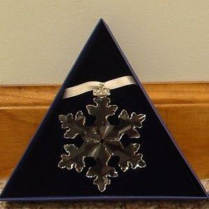 2016 Annual Edition Swarovski Snowflake Ornament